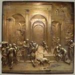 Złote drzwi