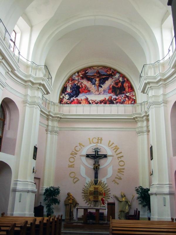 4 Drohiczyn 2 Kościół Benedyktynek (3)