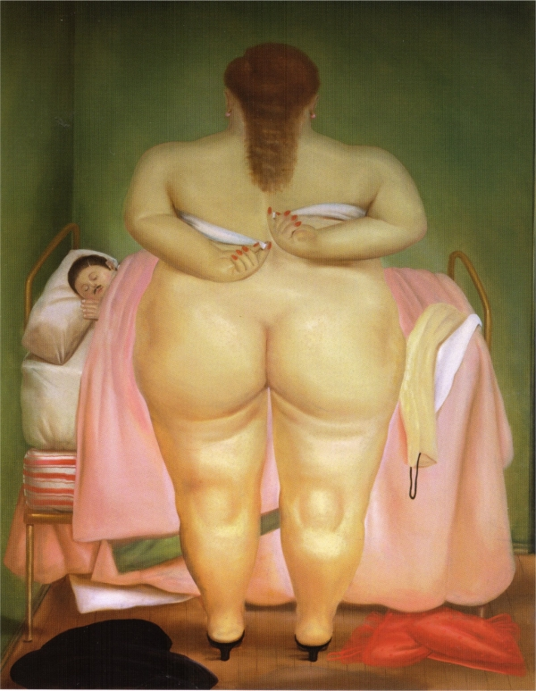 woman-stapling-her-bra