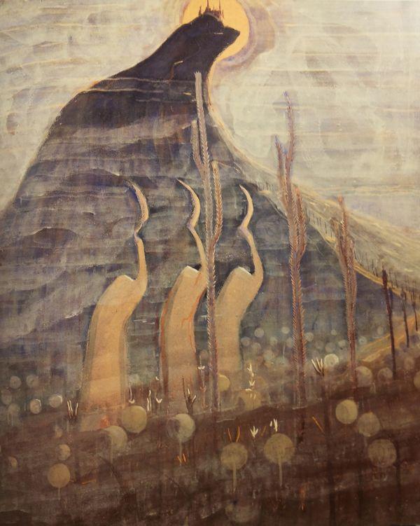 Bajka - 1 część tryptyku