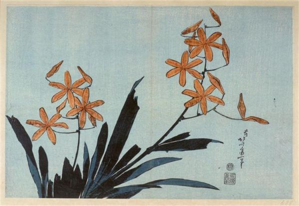 http://uploads4.wikiart.org/images/katsushika-hokusai/orange-orchids.jpg!Large.jpg