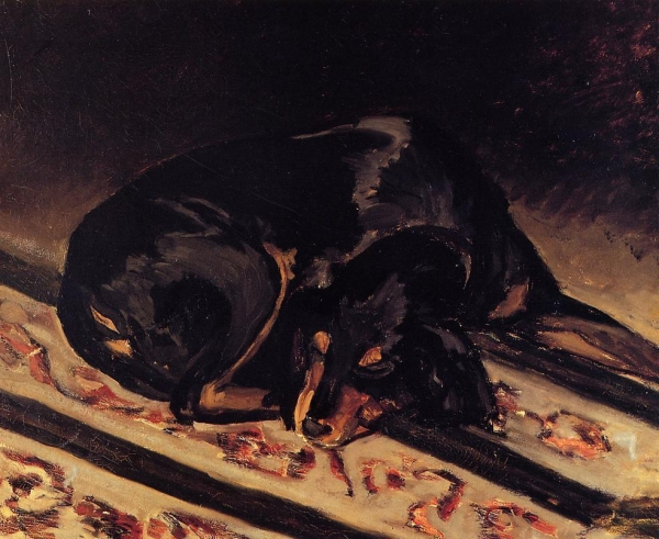 http://uploads6.wikiart.org/images/frederic-bazille/the-dog-rita-asleep.jpg